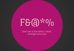 The Five Letter F-Word